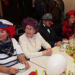 Fasching im SeniorInnenclub 2017_2