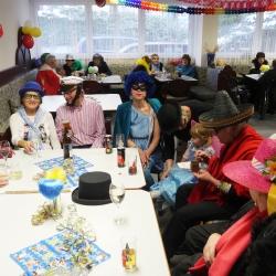 Fasching 2018 (SeniorInnenclub)