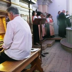 Marianische Abendmesse 2018 (Pfarrkirche Mülln)