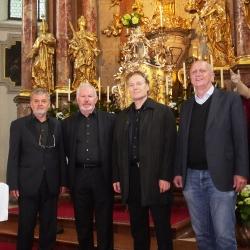 Mariensingen in der Müllner Kirche 5/2017