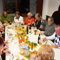 Weißwurstessen 2017 (SeniorInnenclub)